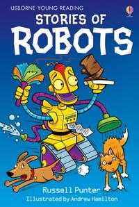 Stories of Robots (+ Audio CD), Russell Punter, 2007