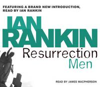 Audio CD. Resurrection Men, , 0000
