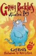 Monster Boy (Gormy Ruckles), Guy Bass, 2008