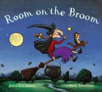 Room on the Broom, Julia Donaldson, 2002