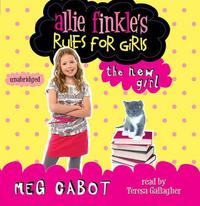Audio CD. Allie Finkle