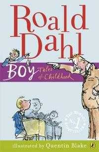 Boy: Tales of Childhood (Puffin Edition), Roald Dahl, 2008