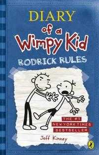 Diary of a Wimpy Kid: Rodrick Rules, Jeff Kinney, 2009