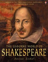 World of Shakespeare, Anna Claybourne, 2005