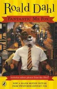 Fantastic Mr Fox (Film tie-in), Roald Dahl, 2009