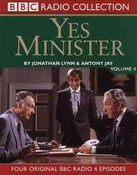 Audio CD. Yes Minister 4 (количество CD дисков: 2), , 0000