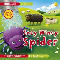 Audio CD. Incy Wincy Spider, , 0000