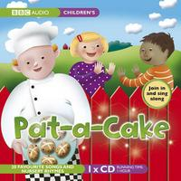 Audio CD. Pat-A-Cake, , 0000