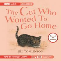 Audio CD. The Cat Who Wanted to Go Home, , 0000
