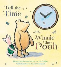 Tell Time with Winnie-the-Pooh (board book), , 2008